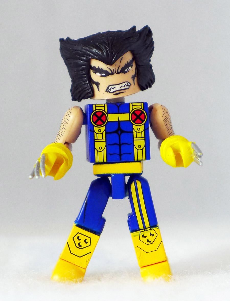 Wolverine Alt Costume #4 Custom Minimate