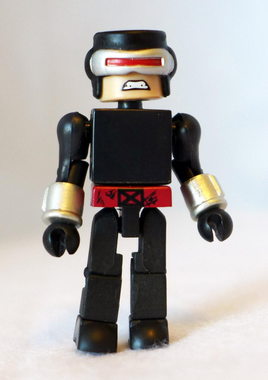 Cyclops Alt Costume Custom Minimate