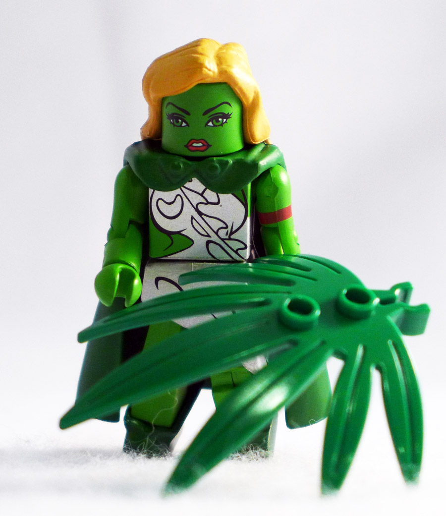 Poison Ivy Custom DC Minimate