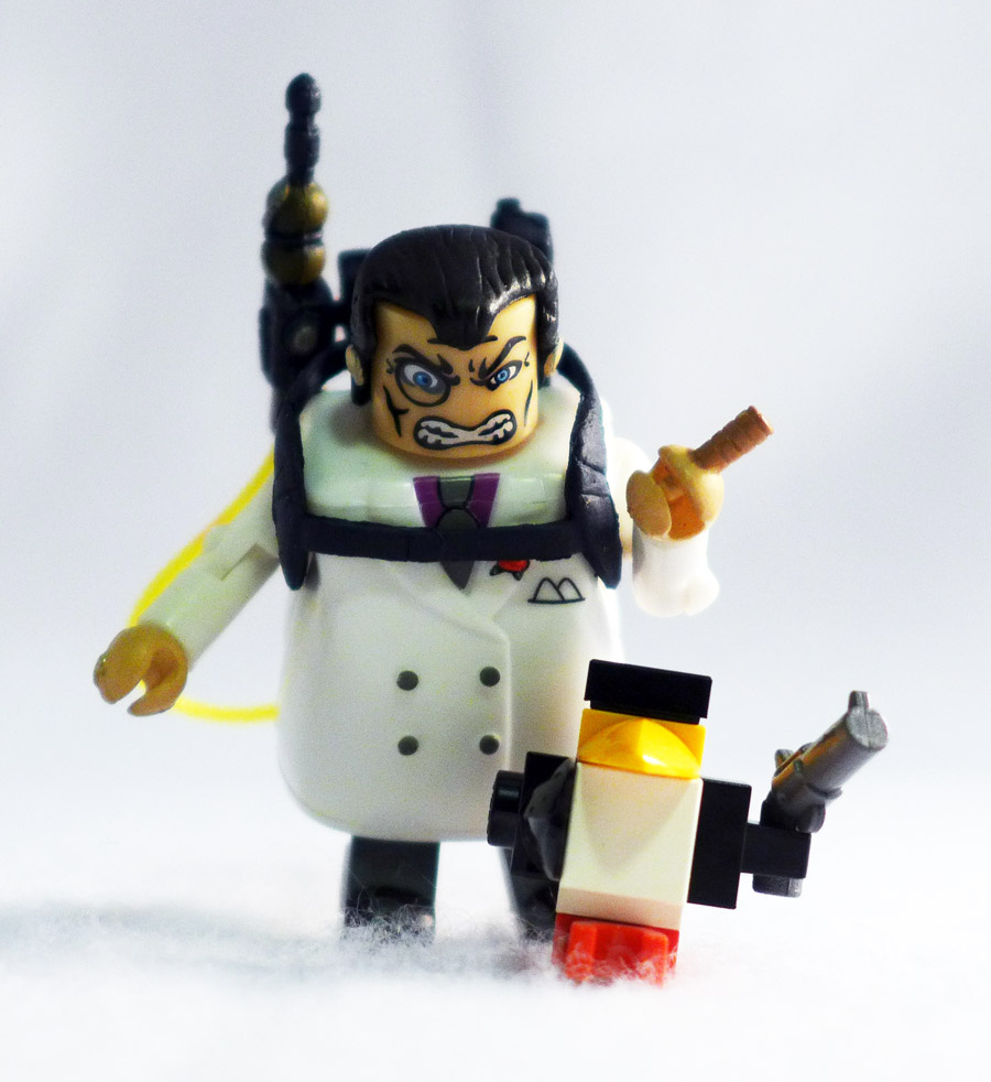 Penguin Alt Costume #2 Custom DC Minimate