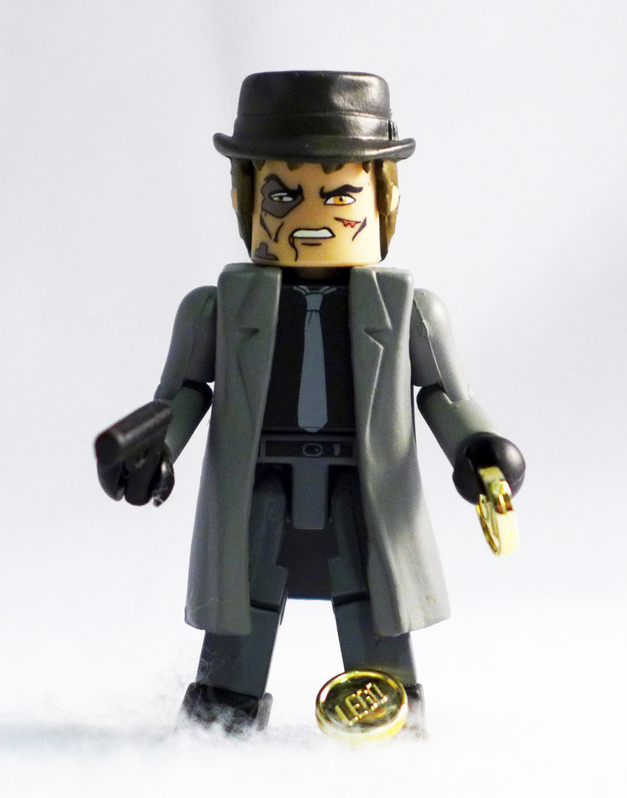 Two Face Alt Costume Custom DC Minimate
