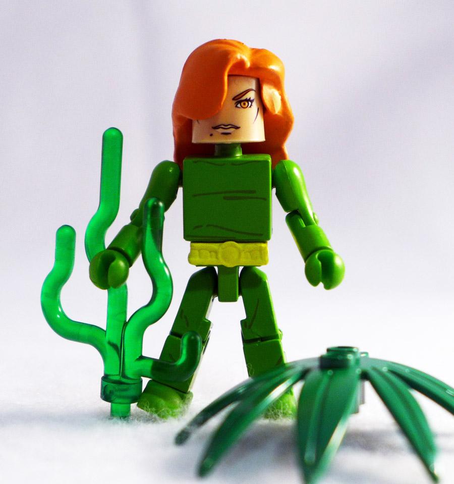 Poison Ivy Alt Costume #2 Custom DC Minimate
