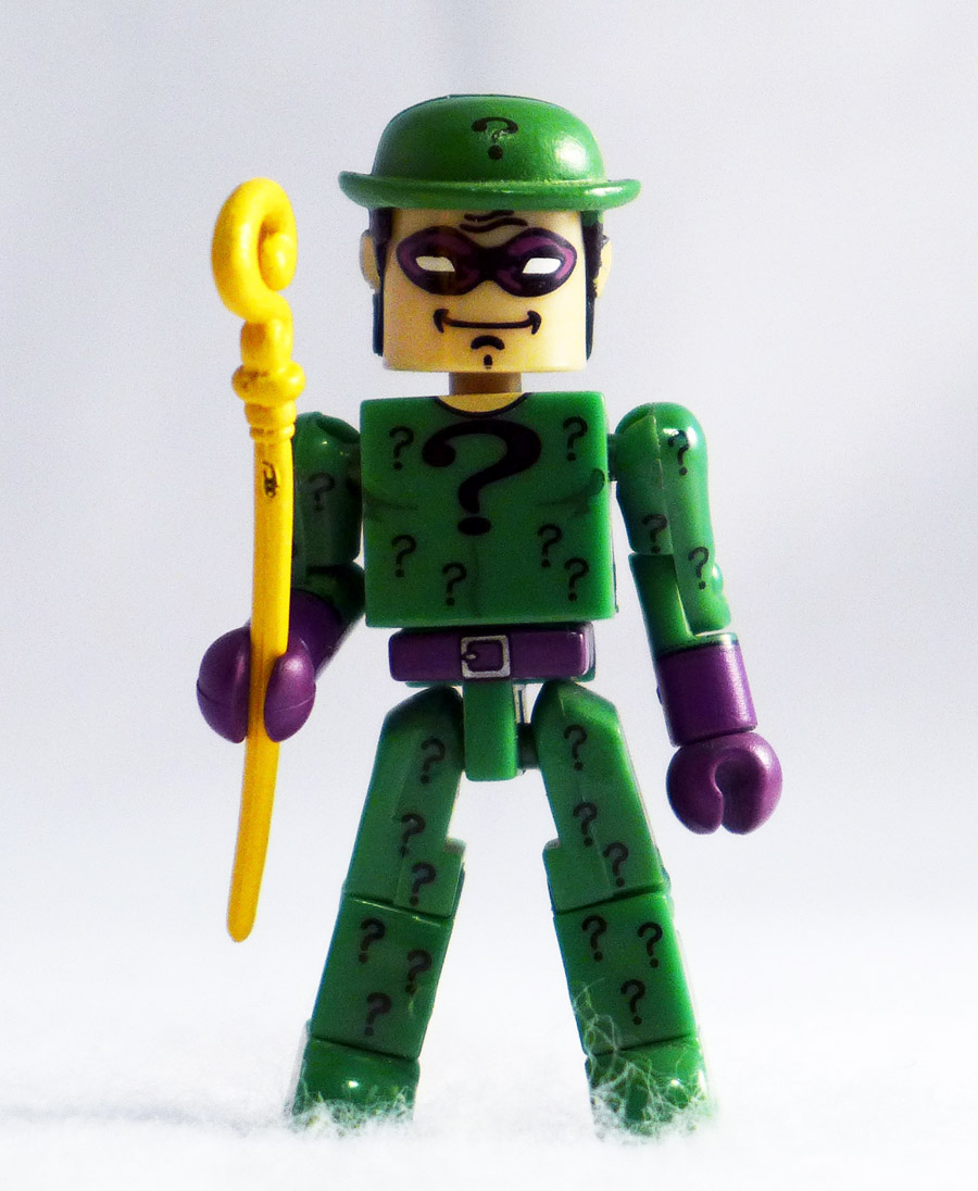 The Riddler Loose DC Minimate