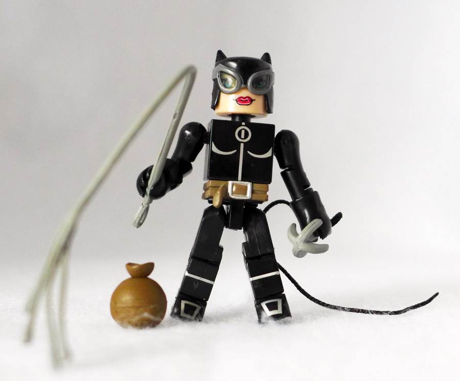 Catwoman Loose DC Minimate