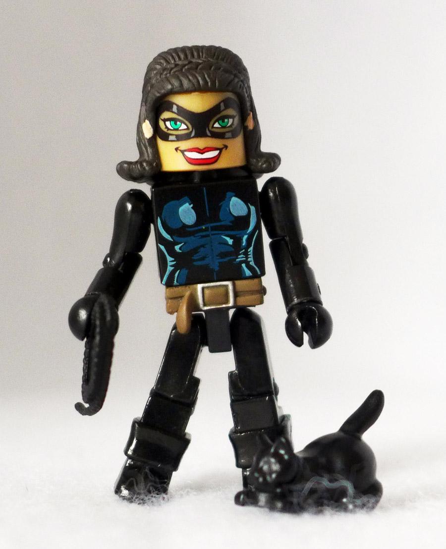 Classic Catwoman Custom DC Minimate