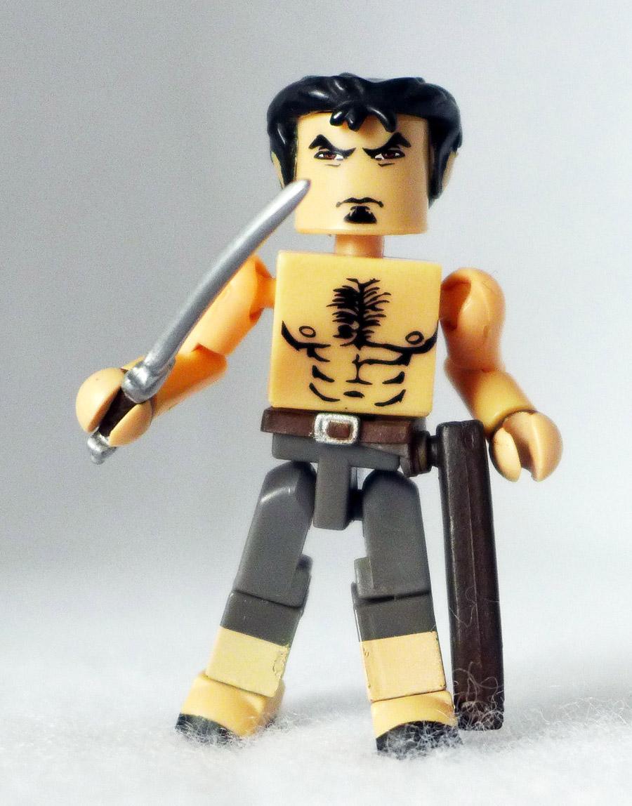 Ra's Al Ghul Costume #1 Custom DC Minimate