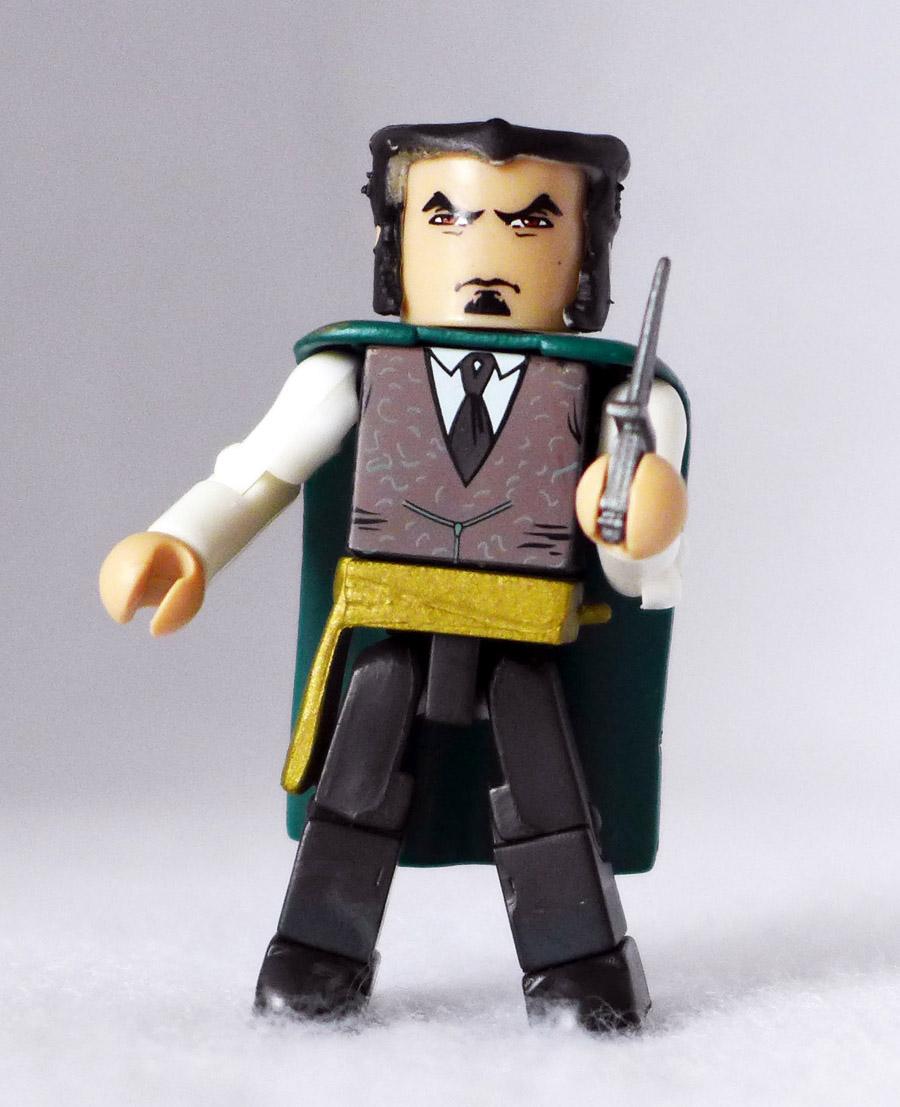 Ra's Al Ghul Costume #3 Custom DC Minimate