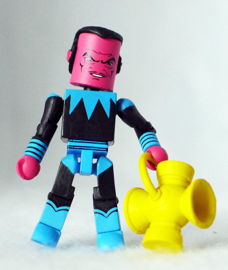 Sinestro Loose DC Minimate