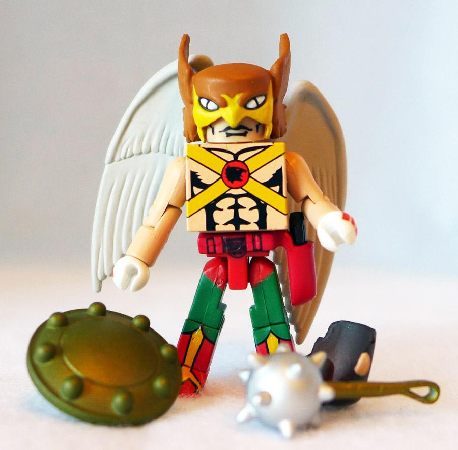 Hawkman Loose DC Minimate