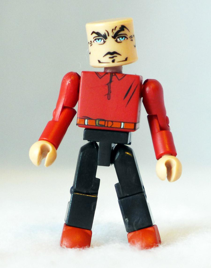 Lex Luthor Custom #4 DC Minimate