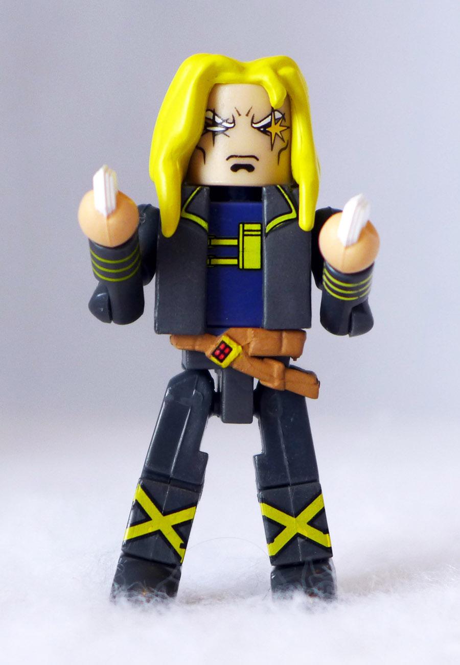 New X-Men Longshot Custom Minimate
