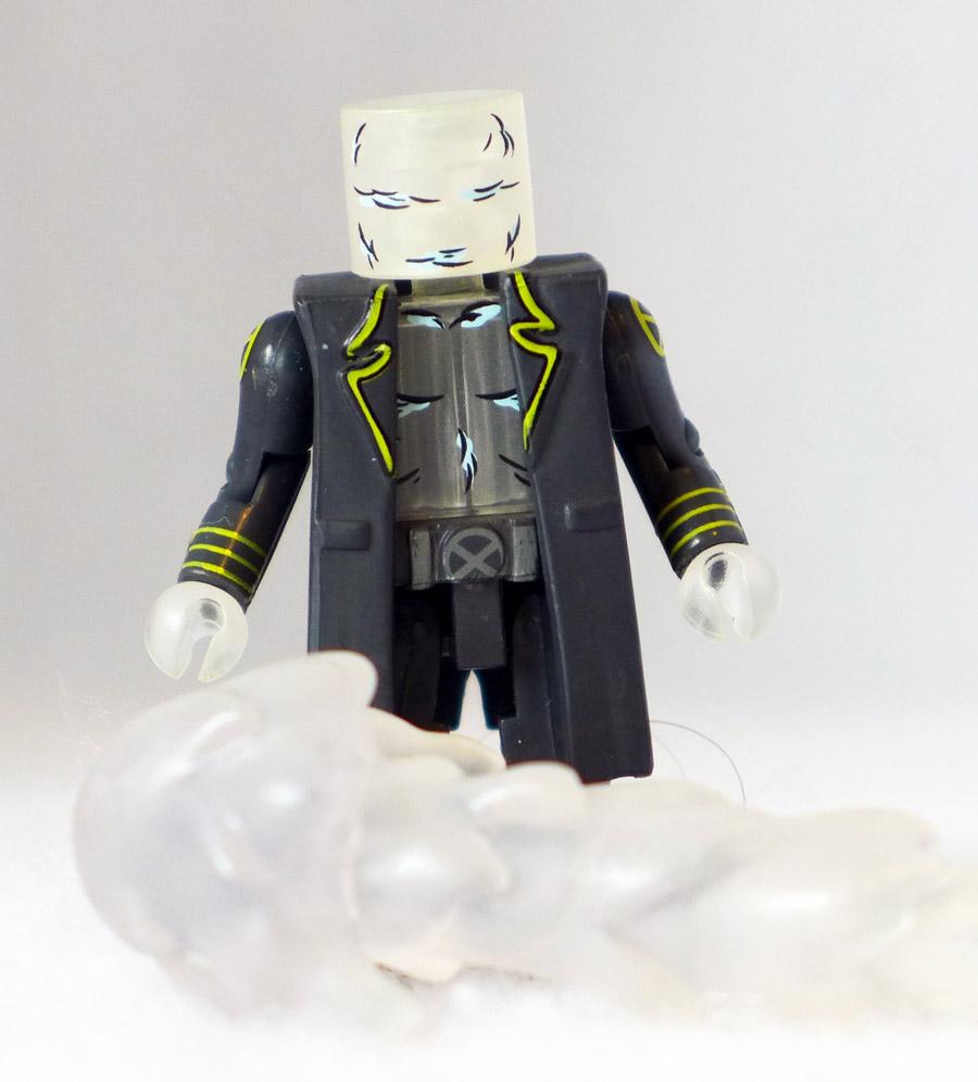 New X-Men Iceman Custom Minimate
