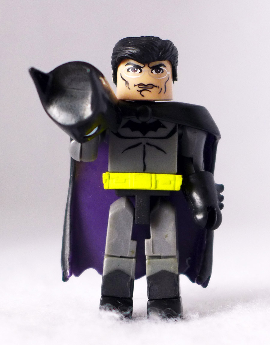 Dark Knight Returns Batman Custom Minimate