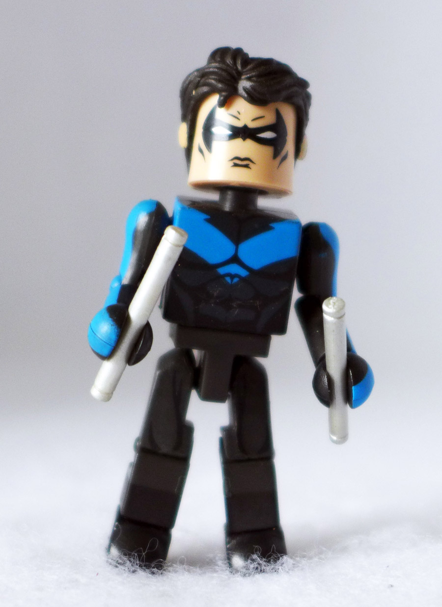 Nightwing Custom Minimate