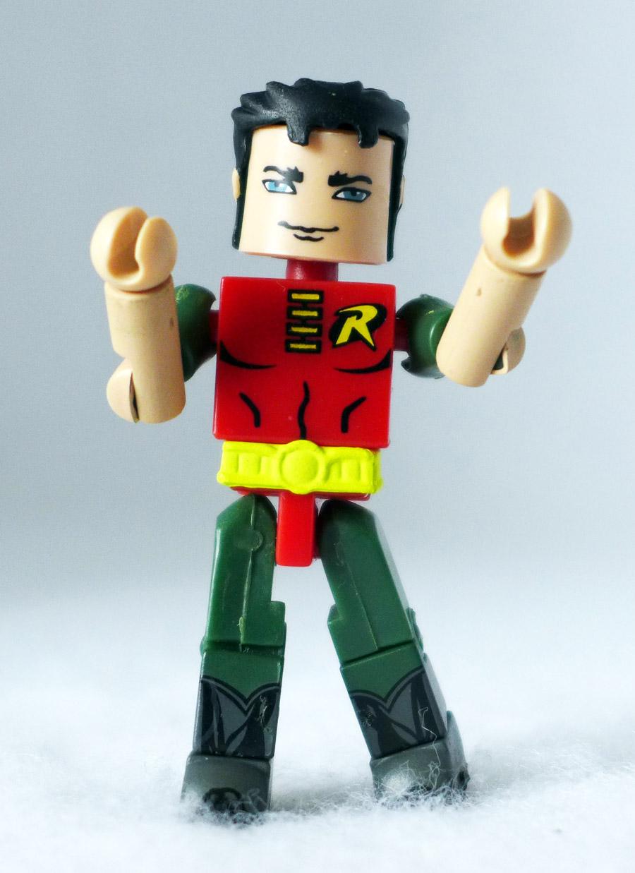 Robin Alt Costume Custom Minimate