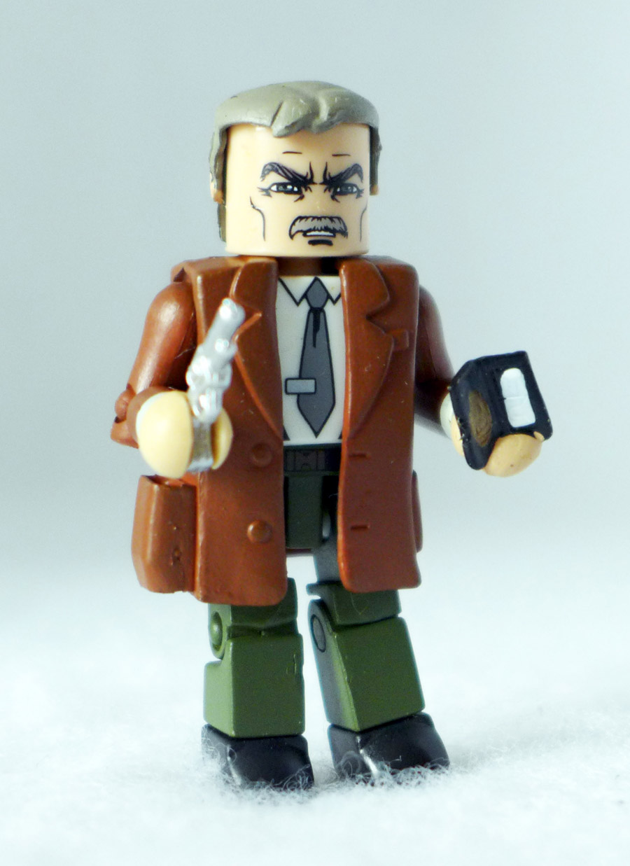 Commissioner Gordan Custom Minimate