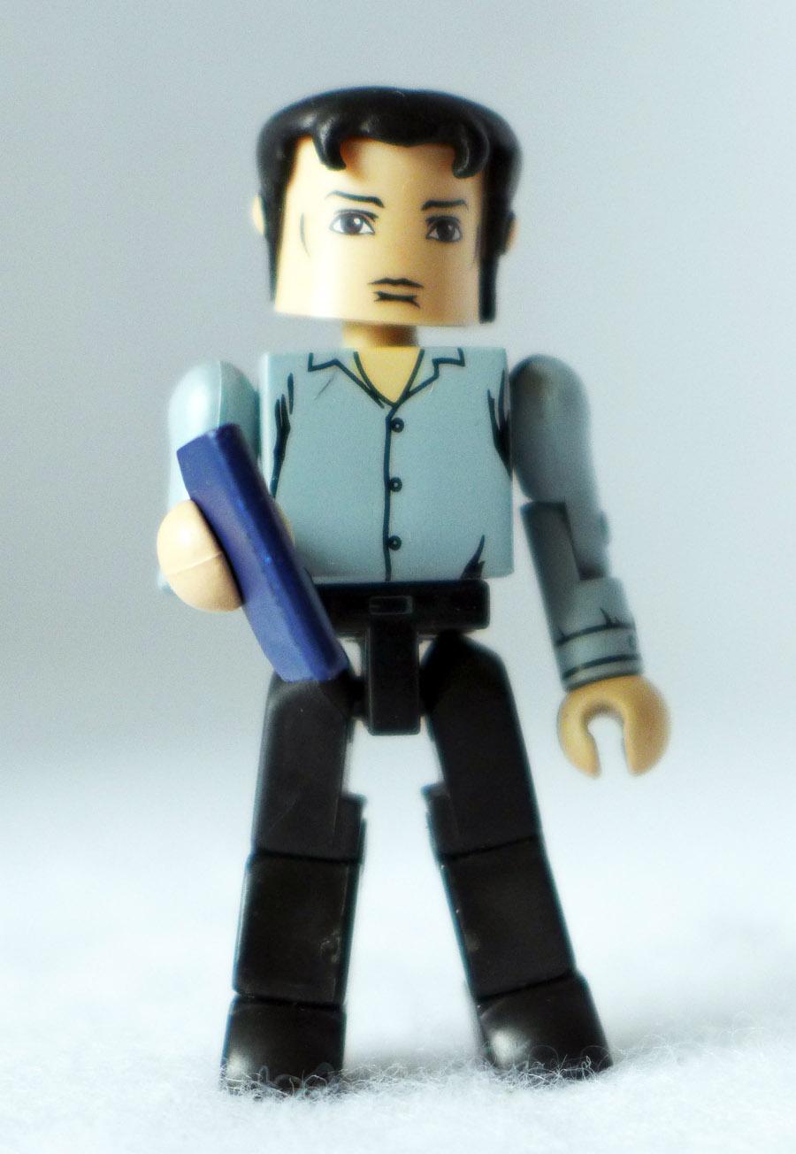Young Bruce Wayne Custom Minimate