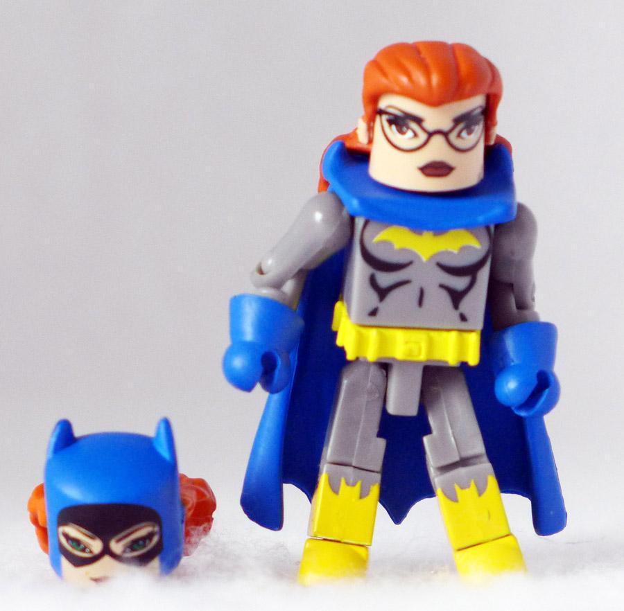 Batgirl Custom Minimate #1