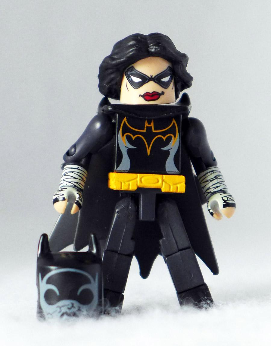 Batgirl Custom Minimate #4