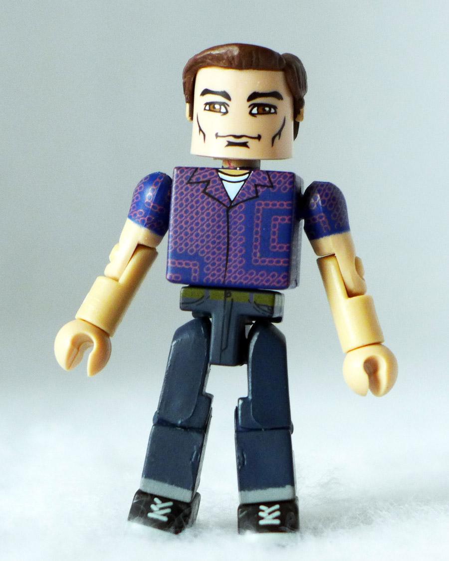 Peter Parker Custom Minimate