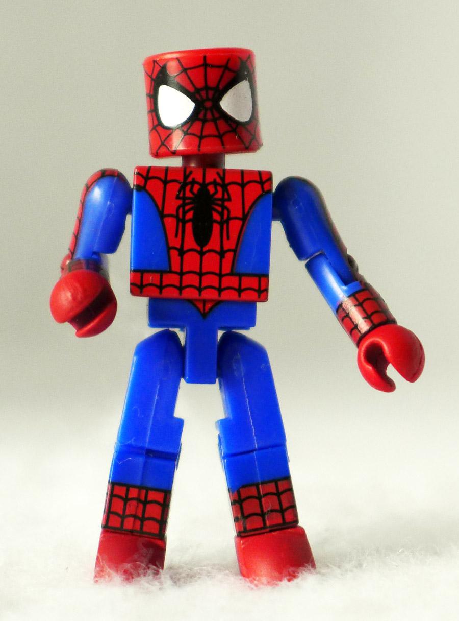 Spider-Man (Original) Loose Minimate