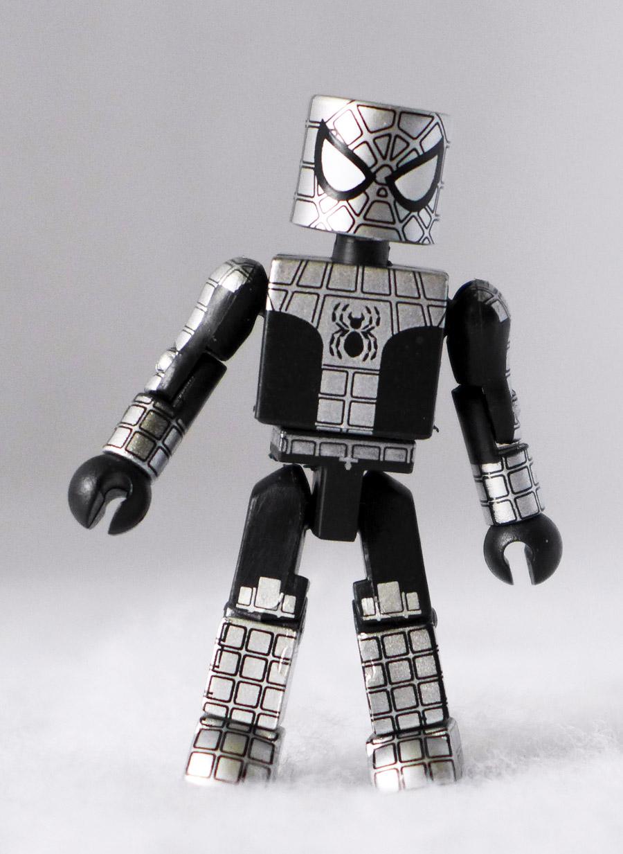 Armored Spider-Man Loose Minimate