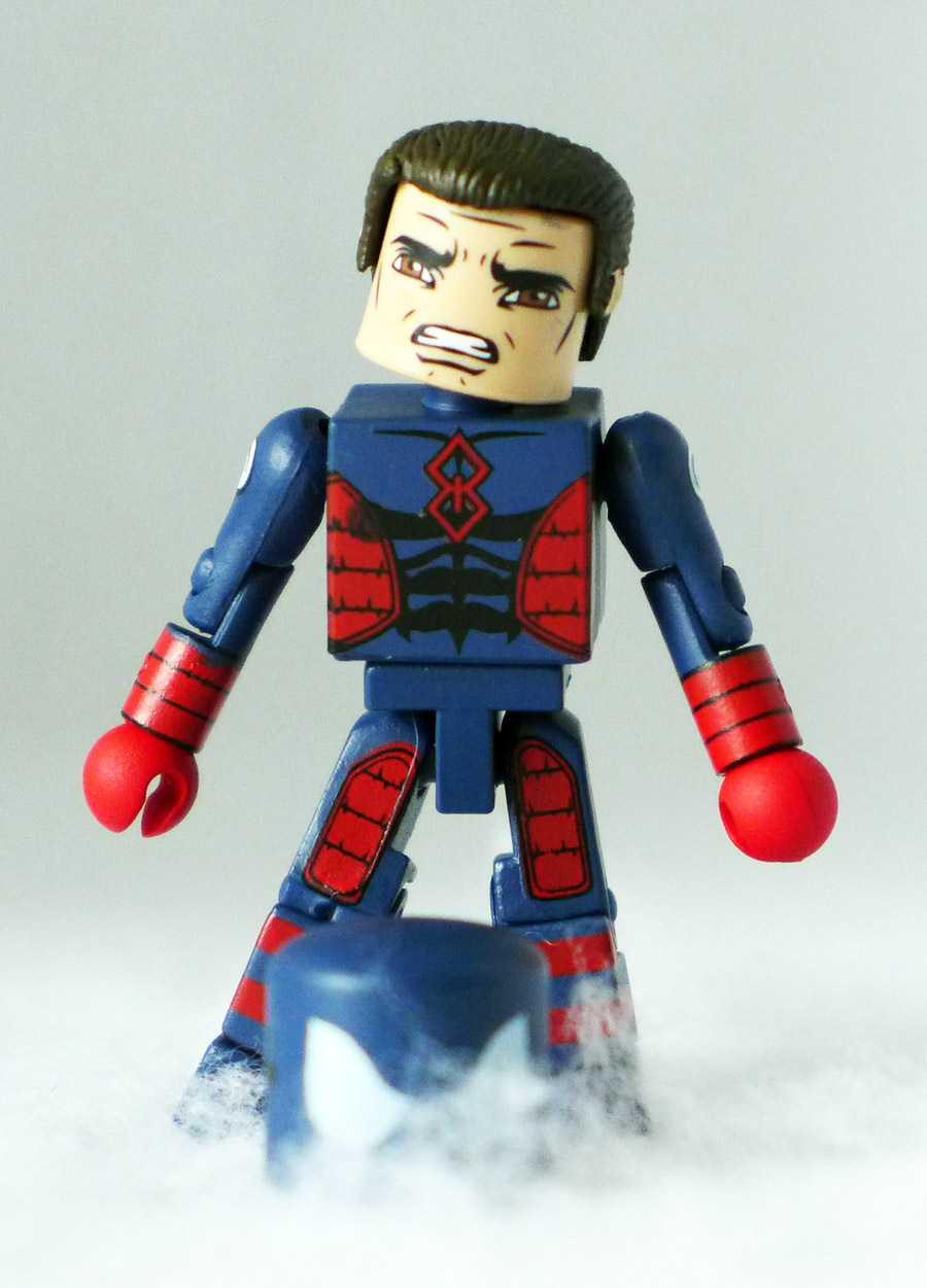 Insulated Spider-Man Loose Minimate