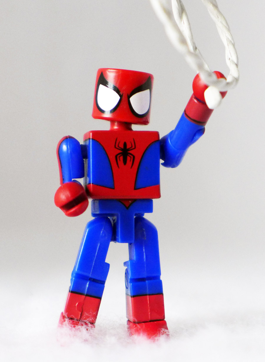 Ultimate Spider-Man Loose Minimate