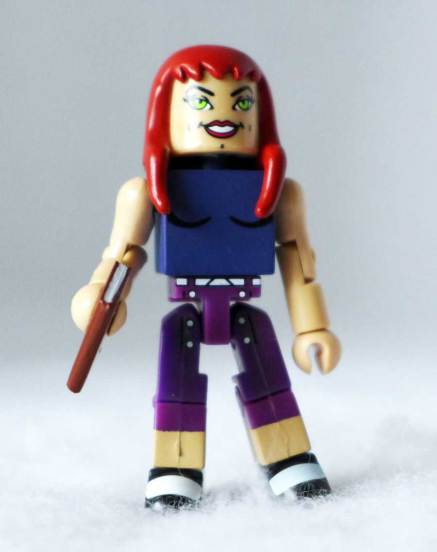 Mary Jane Loose Minimate