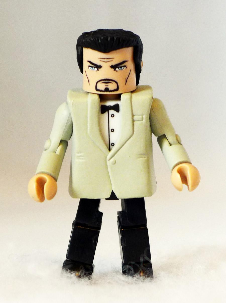 Tony Stark Custom Minimate #1
