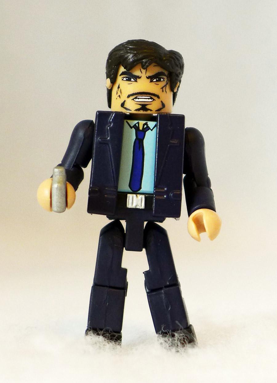Tony Stark Custom Minimate #2