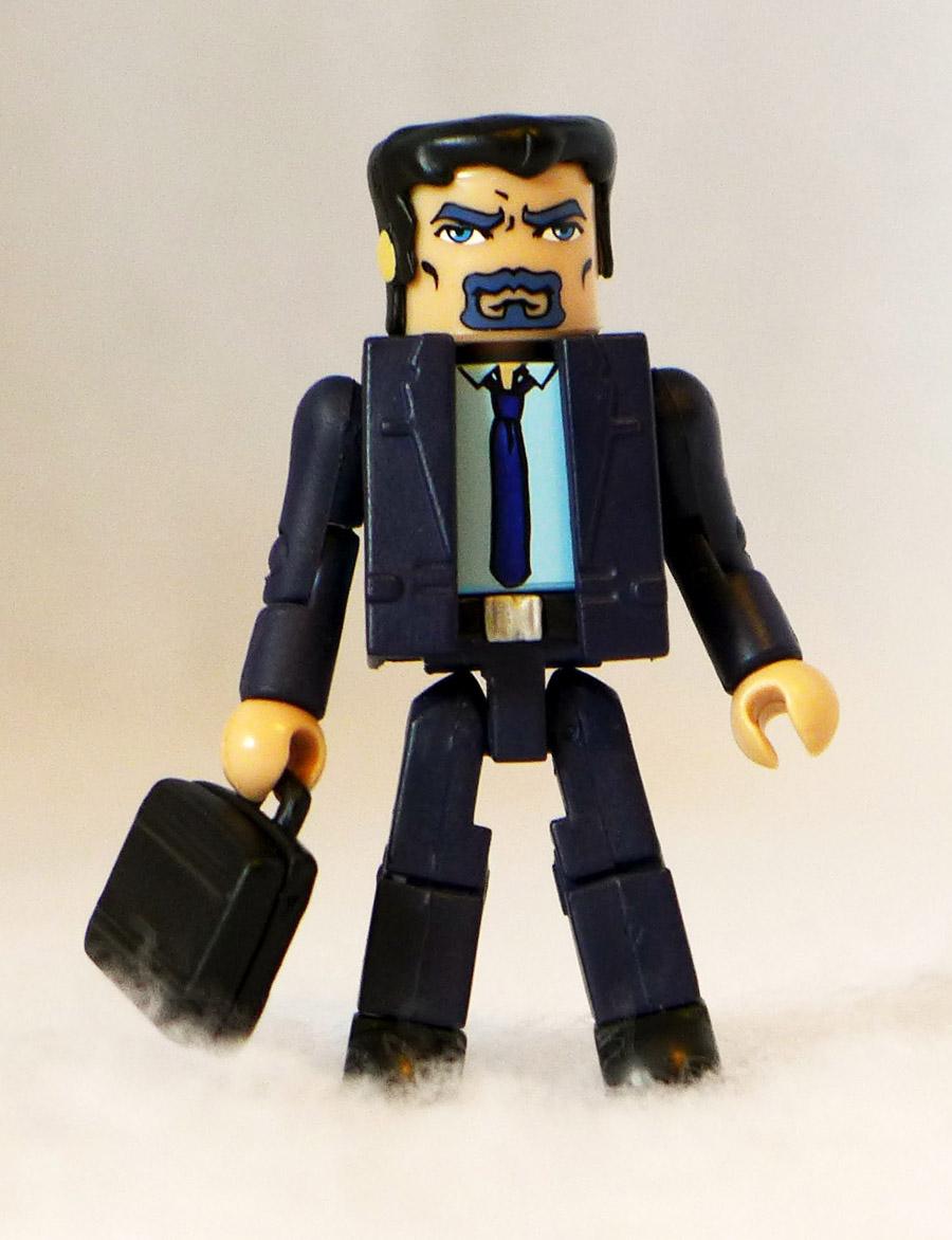 Tony Stark Custom Minimate #3
