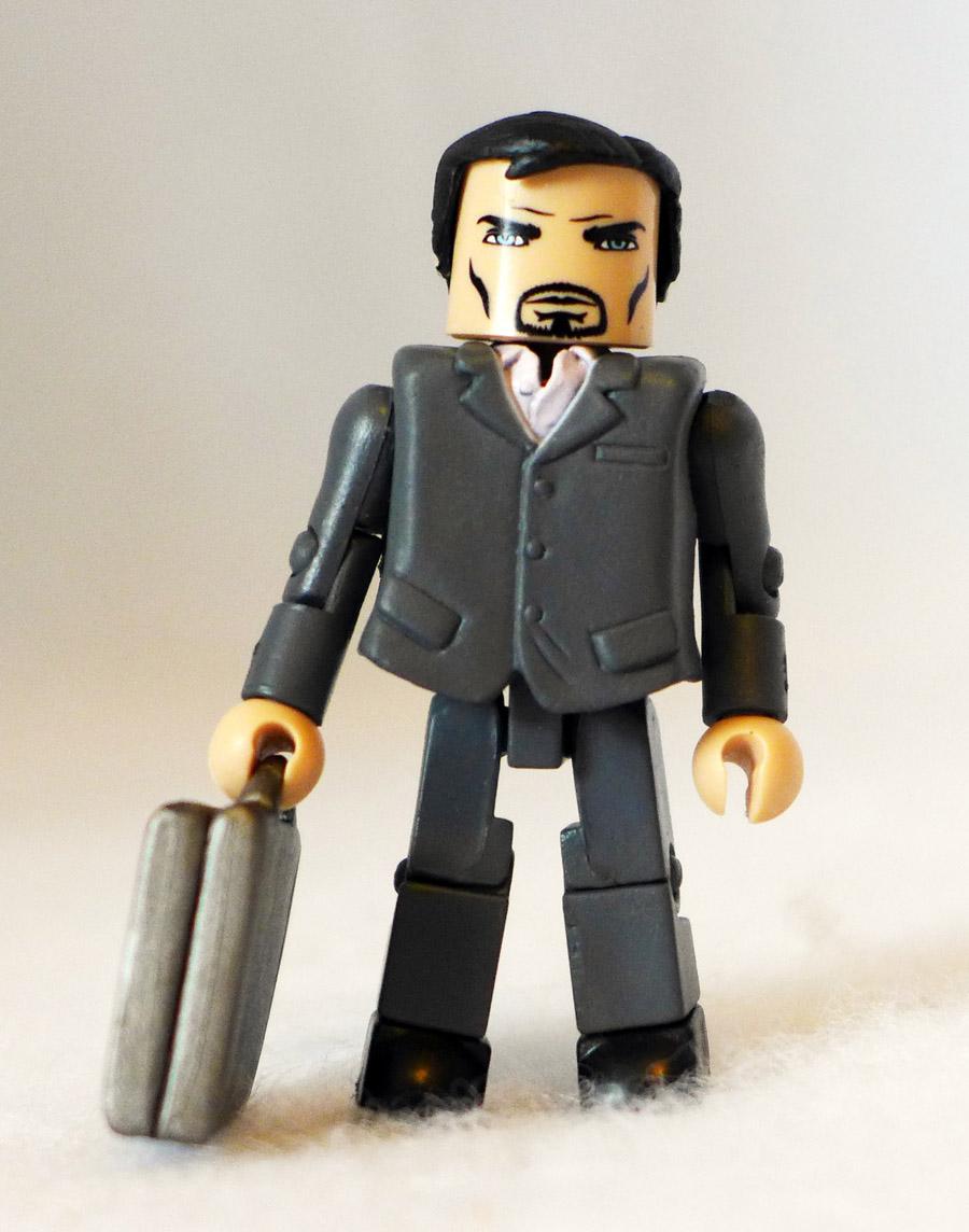 Tony Stark Custom Minimate #4