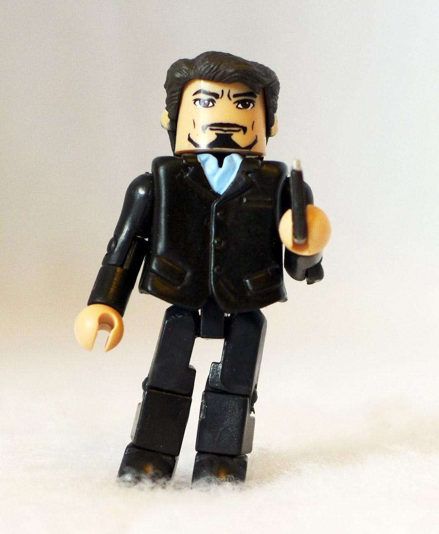 Tony Stark Custom Minimate #5