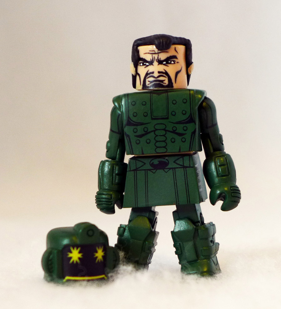 Titanium Man Loose Minimate