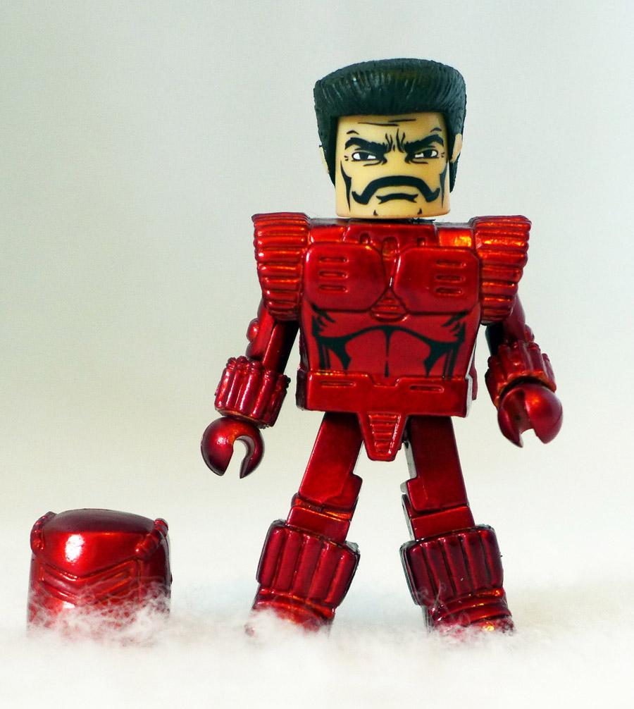 Crimson Dynamo Loose Minimate