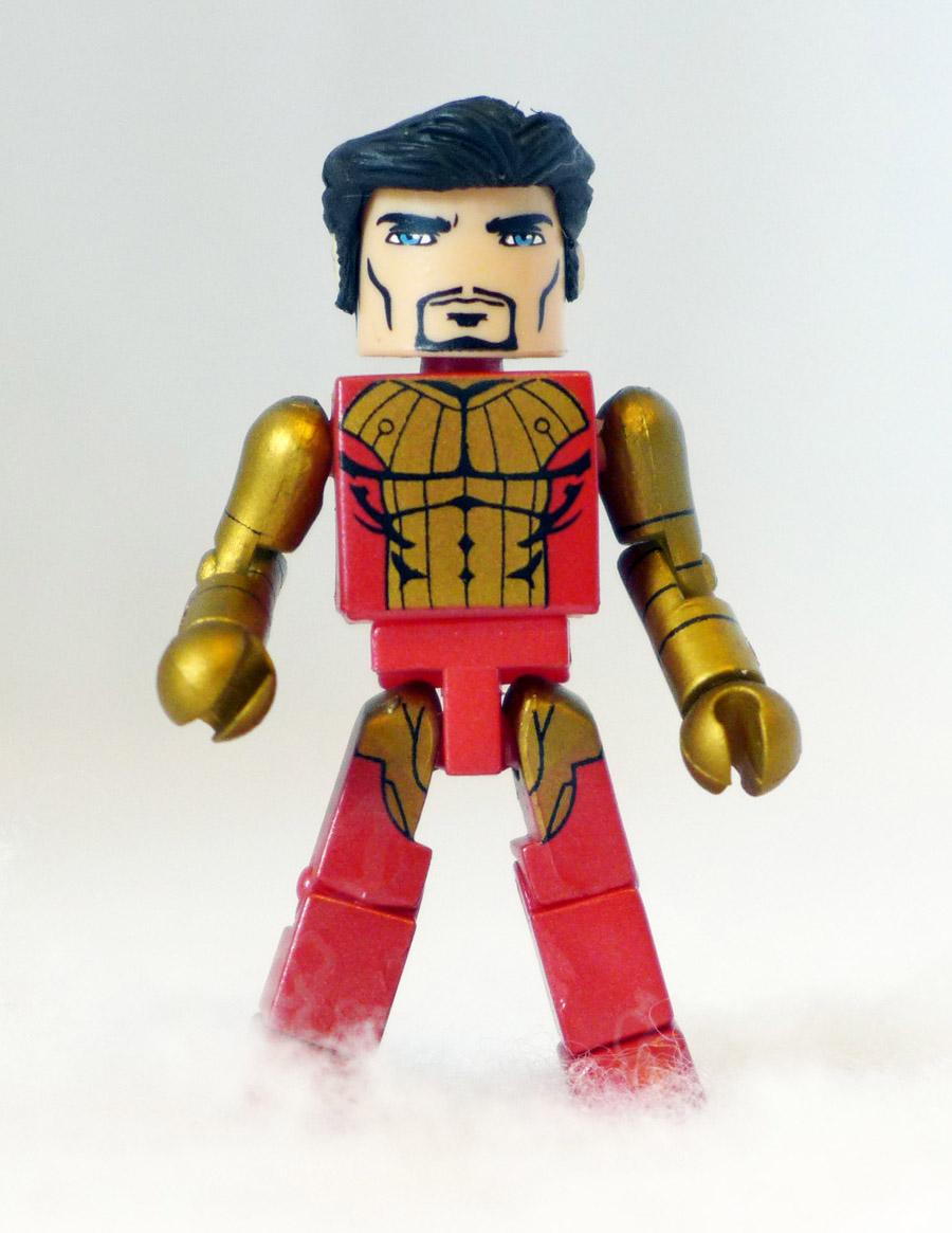 Tony Stark Custom Minimate #6