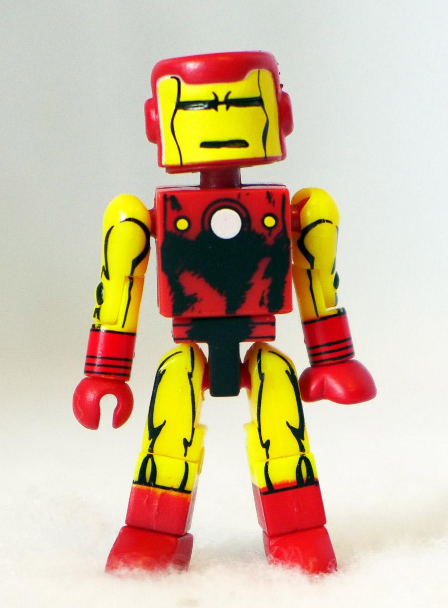 Iron Man (Original) Loose Minimate
