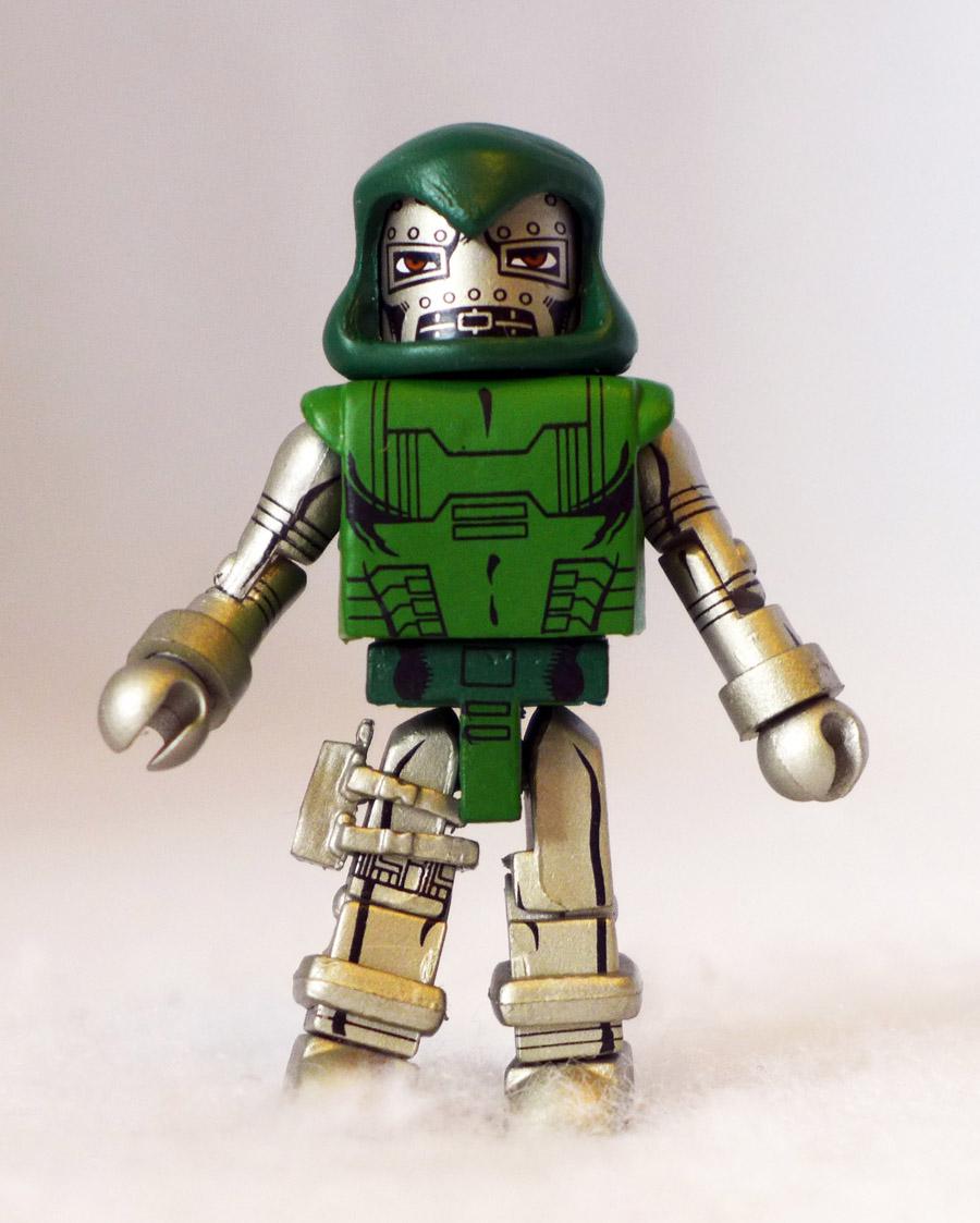 Secret Wars Dr Doom Loose Minimate