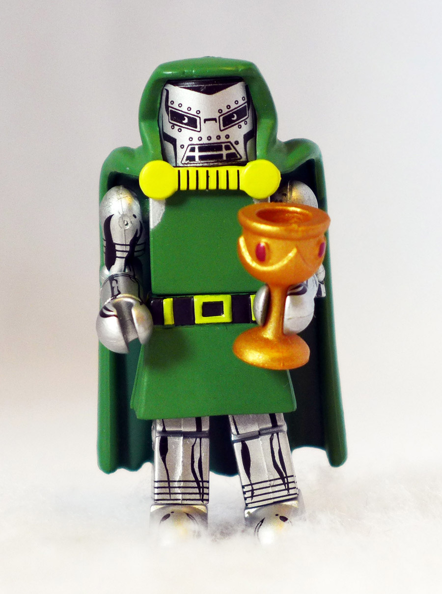 Dr Doom (Original) Loose Minimate