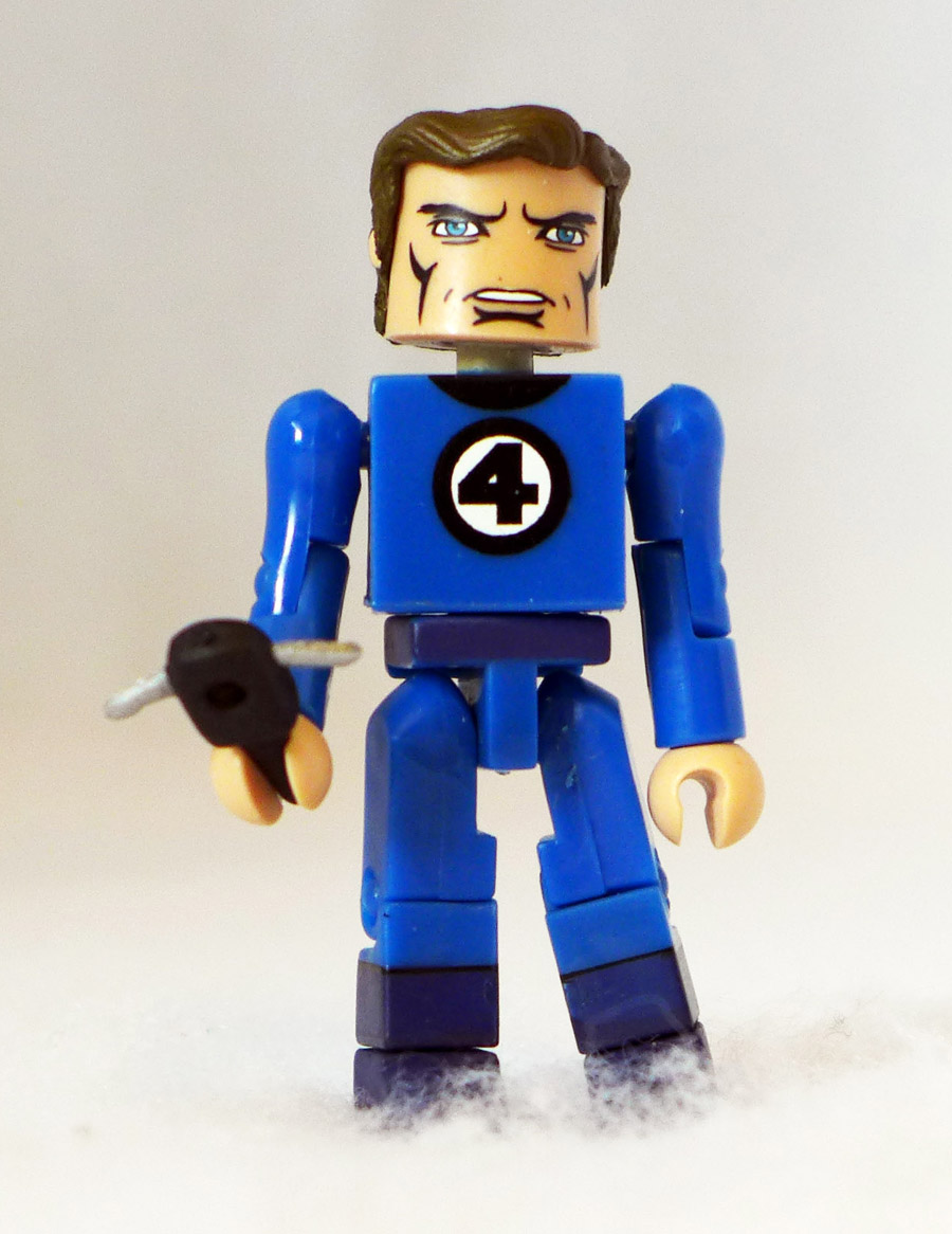 Mr Fantastic Custom Minimate