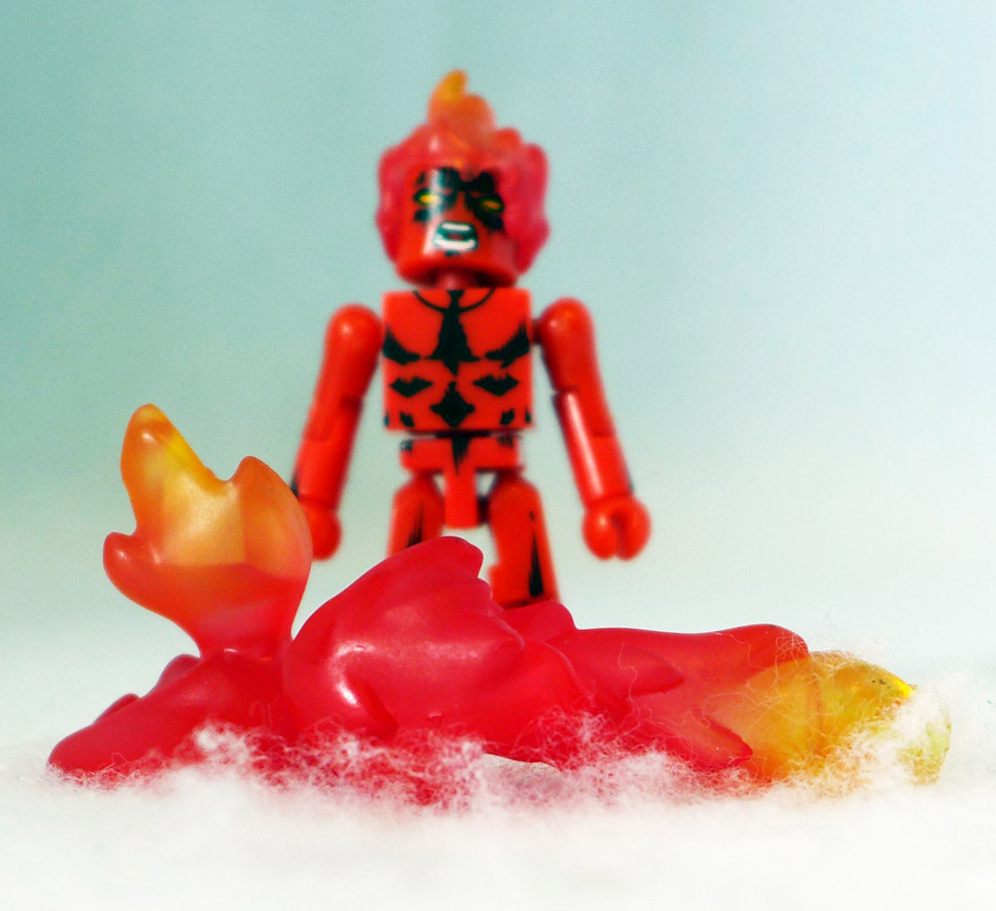 Human Torch Loose Minimate