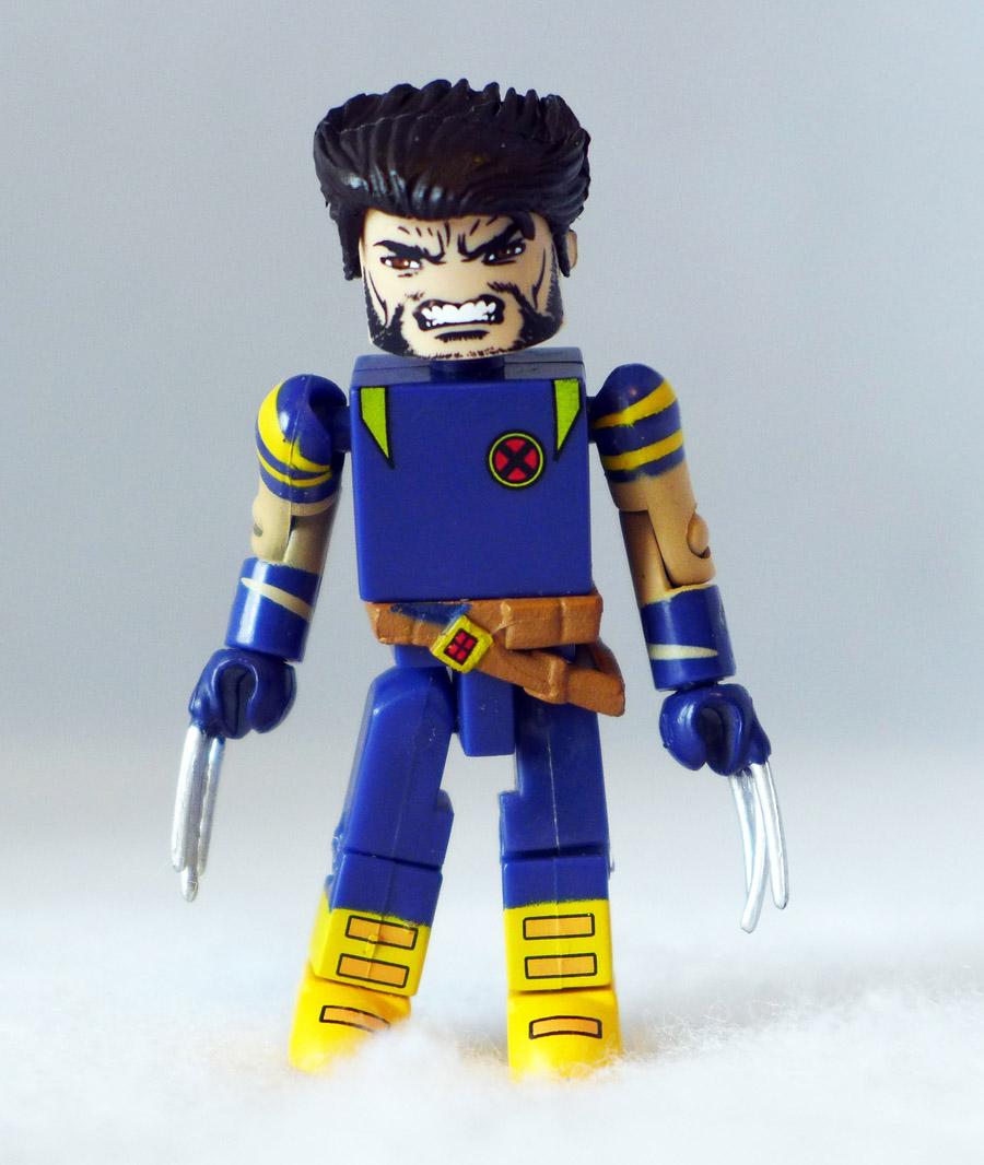 Ultimate Wolverine Custom Minimate #1