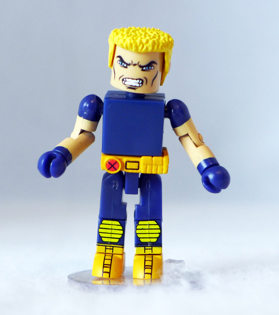 Ultimate X-Men Custom Minimate #4
