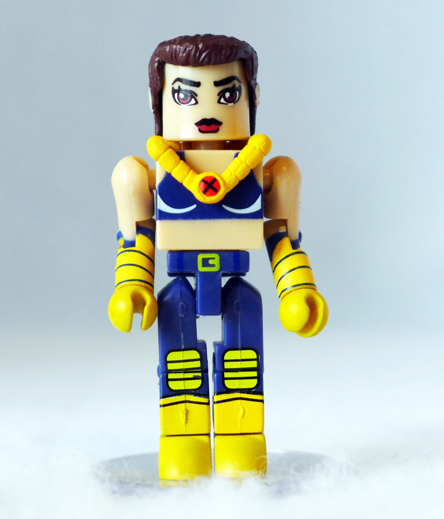Ultimate X-Men Custom Minimate #7