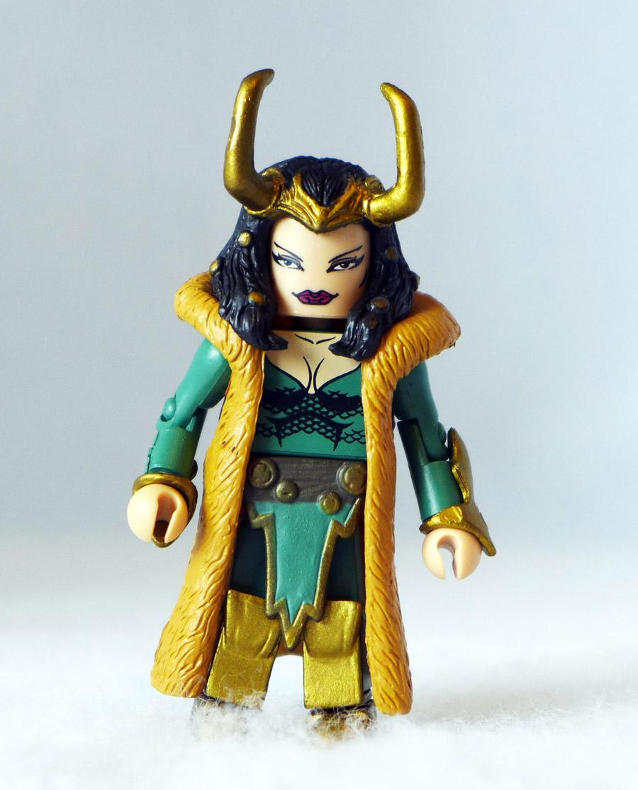 Lady Loki Loose Minimate