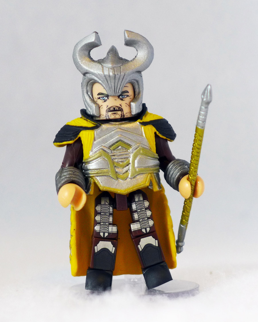 Asgardian Soldier Custom Minimate