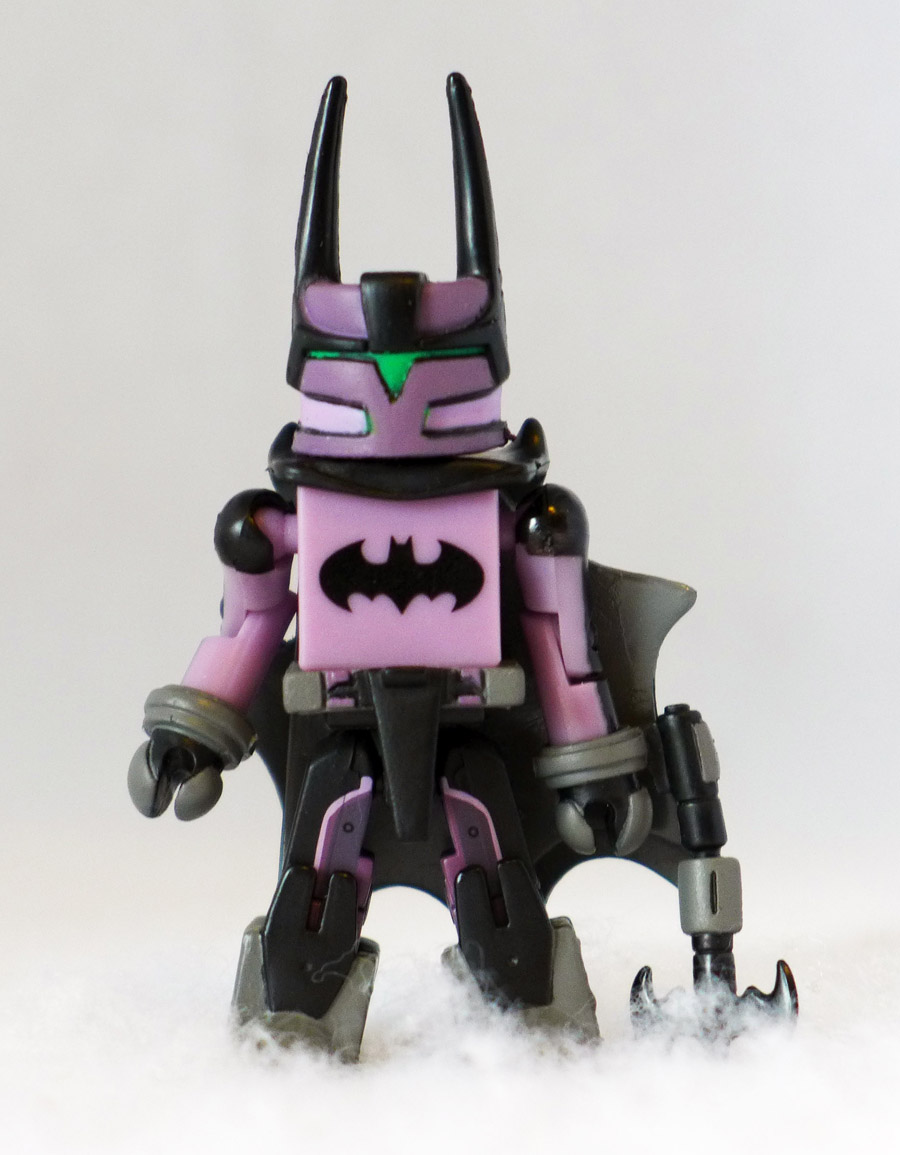 Heavy Assault Batman Loose Minimate