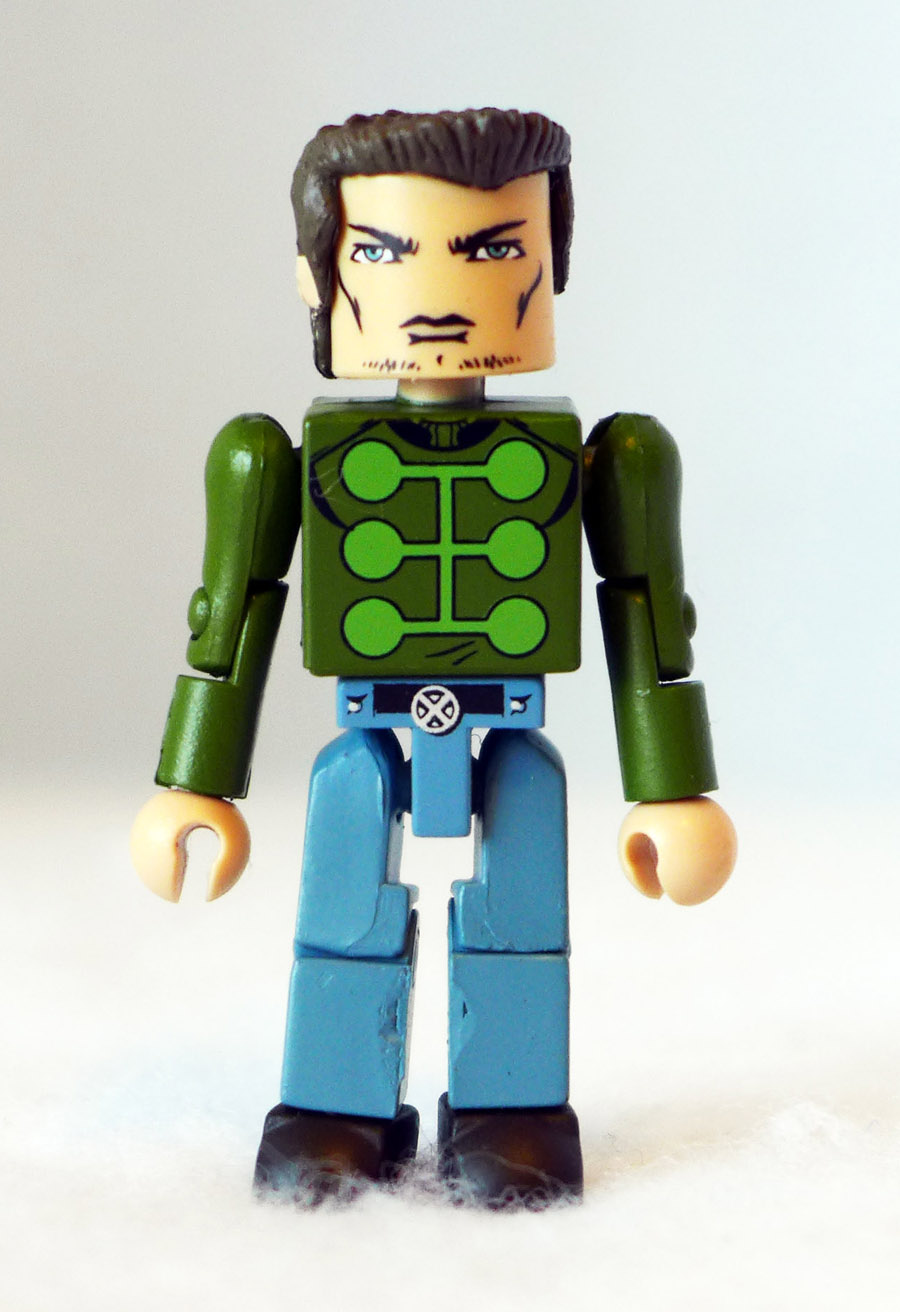 Multiple Man Loose Minimate (No Trenchcoat)