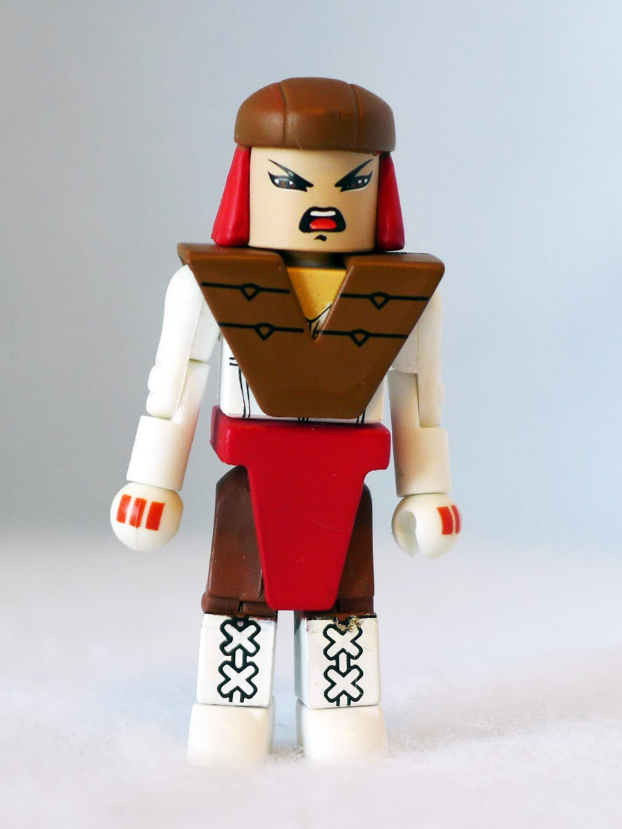 Lady Deathstrike Custom Minimate